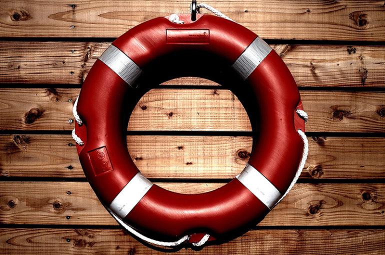 Rettungsschwimmer gesucht