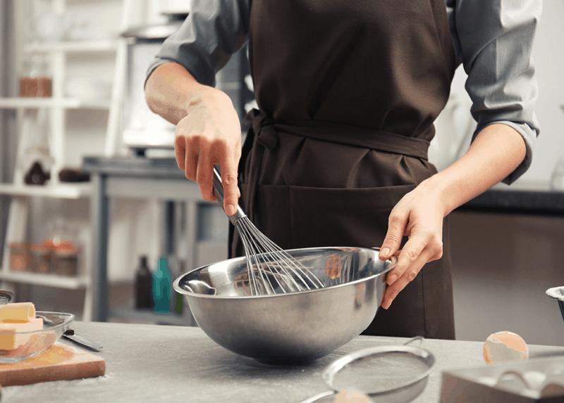 Ran an die Kochtöpfe