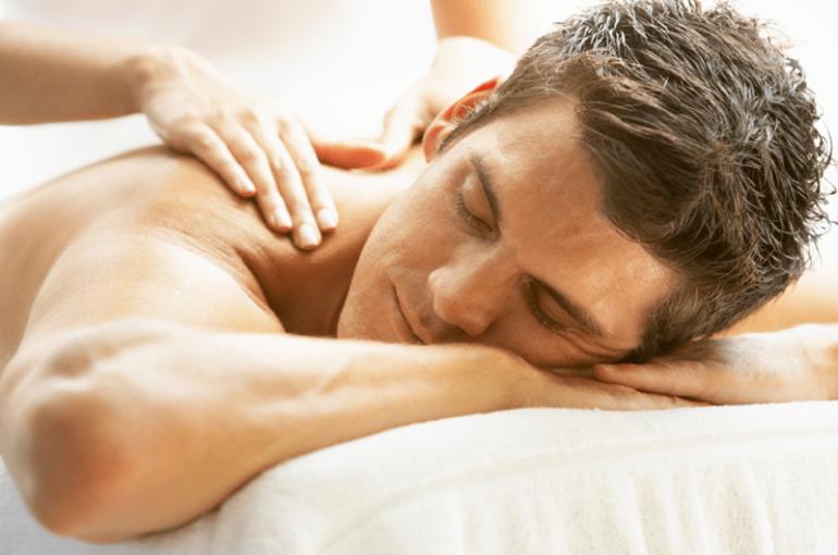SPA-Tarif mit Entspannungsmassage
