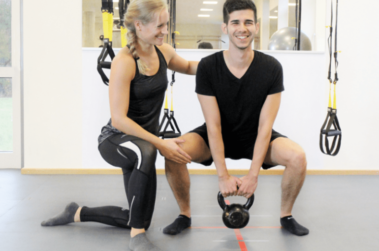 Fitnesstrainer (m/w/d) oder Physiotherapeut (m/w/d)