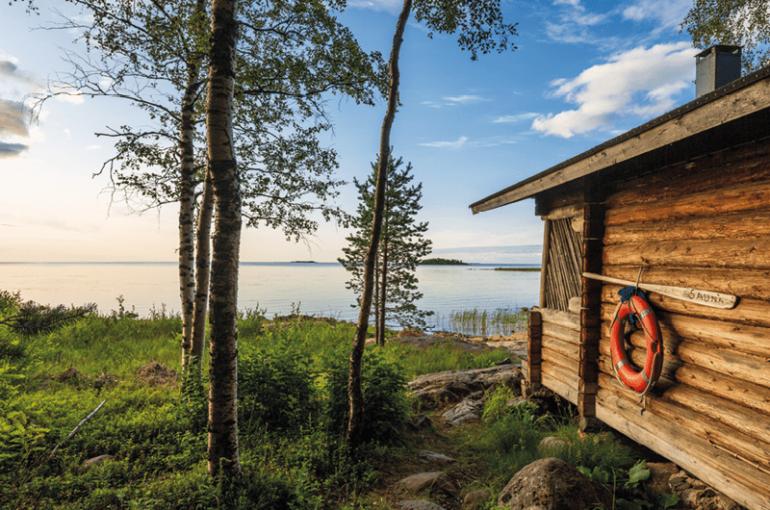 Erlebe die finnische Saunalust