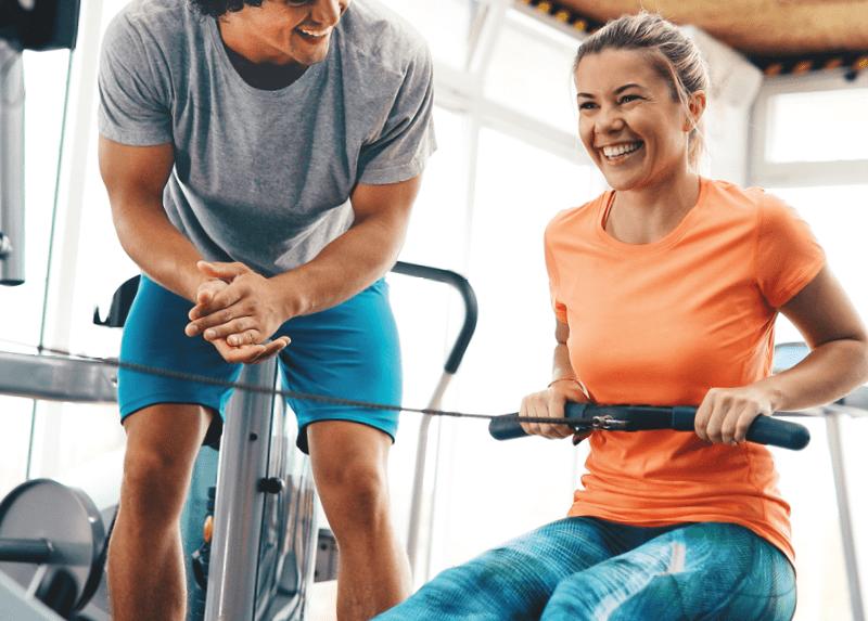 Fitness nach Maß
